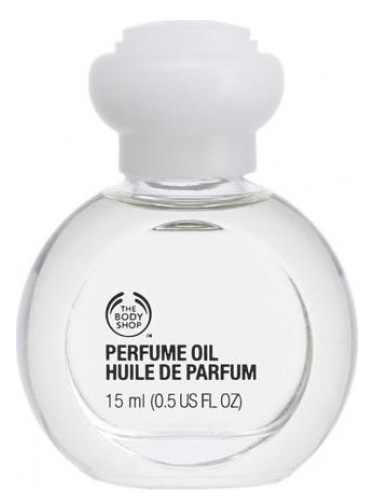 Japanese Musk Perfume Oil The Body Shop