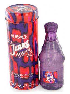 Jeans Woman Versace