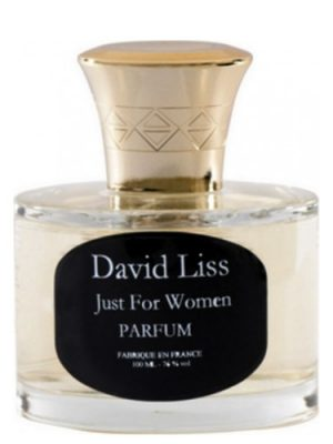 Just For Women David LISS Parfums