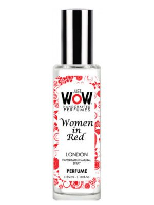 Just Wow Women In Red Croatian Perfume House