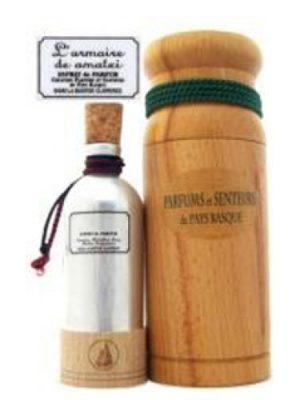 L'Armoire de Amatxi Parfums et Senteurs du Pays Basque