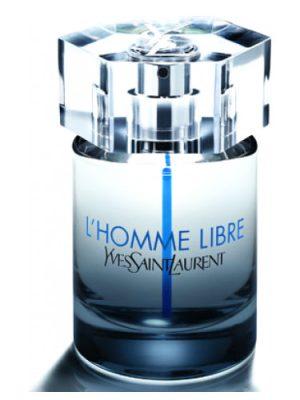 L'Homme Libre Yves Saint Laurent