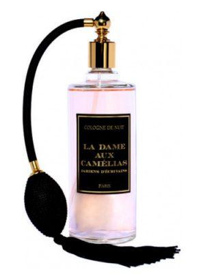 La Dame aux Camelias - Night Cologne Jardins d'Ecrivains