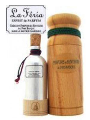 La Feria pour femme Parfums et Senteurs du Pays Basque