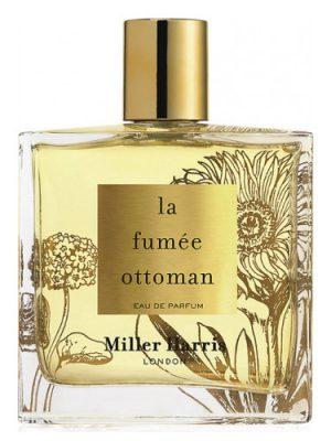 La Fumee Ottoman Miller Harris