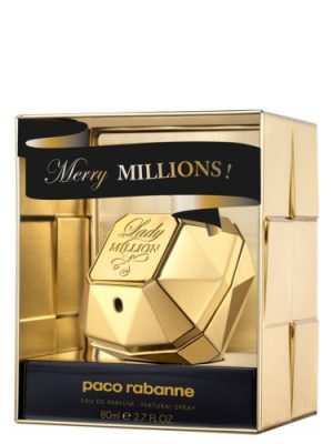 Lady Million Merry Millions Paco Rabanne