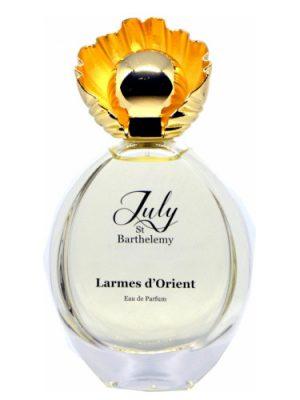 Larmes d'Orient July St Barthelemy