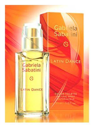 Latin Dance Gabriela Sabatini