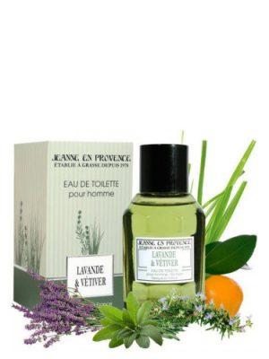 Lavande & Vetiver Jeanne en Provence