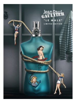 Le Male Pin-Up Collectors Edition Jean Paul Gaultier