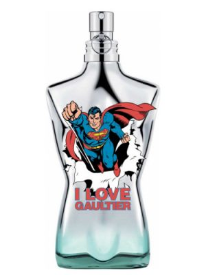 Le Male Superman Eau Fraiche  Jean Paul Gaultier