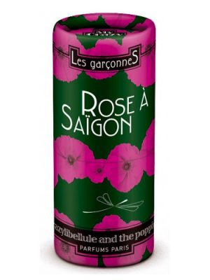 Les Garconnes Rose A Saigon Crazylibellule and the Poppies