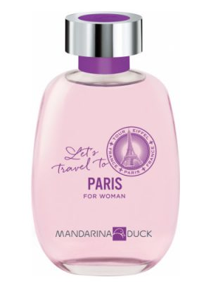 Let's Travel To Paris For Women Mandarina Duck