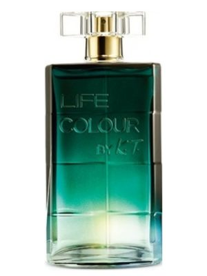 Life Colour by Kenzo Takada For Him Avon