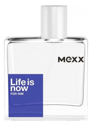 Life is Now for Him Mexx