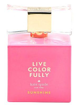 Live Colorfully Sunshine 2017 Kate Spade