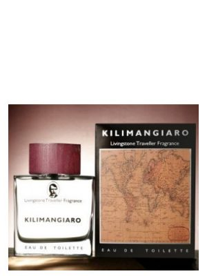 Livingstone Traveller Fragrance - Kilimangiaro Promoparf Exclusive