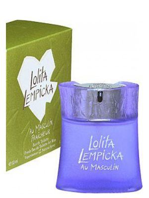 Lolita Lempicka Au Masculin Fraicheur Lolita Lempicka