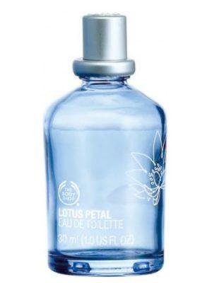 Lotus Petal The Body Shop