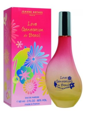 Love Generation Do Brasil Jeanne Arthes