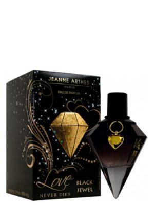 Love Never Dies Black Jewel Jeanne Arthes