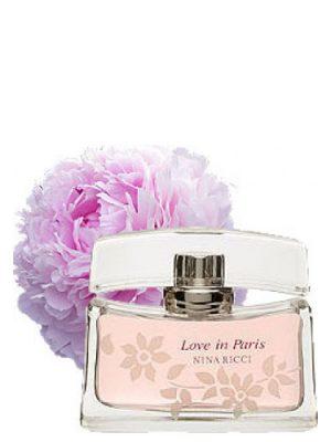 Love in Paris Fleur de Pivoine Nina Ricci