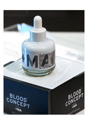 +MA Blood Concept