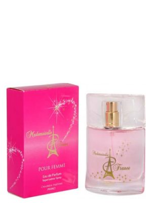 Mademoiselle France Charrier Parfums