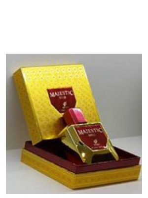 Majestic Gold Afnan Perfumes