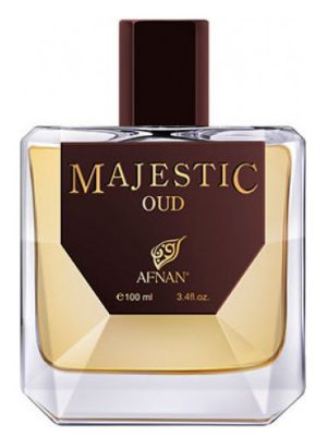 Majestic Oud Afnan Perfumes