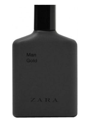 Man Gold Zara