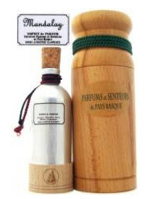 Mandalay Parfums et Senteurs du Pays Basque