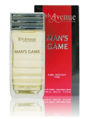 Man's Game 10th Avenue Karl Antony