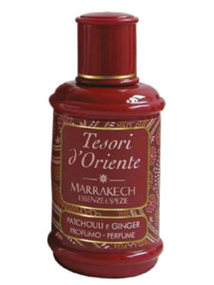 Marrakech Patchouli E Ginger Tesori d'Oriente