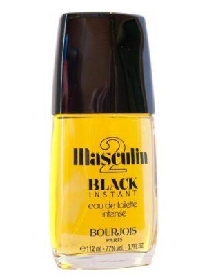 Masculin 2 Black Instant Bourjois