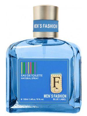 Men's Fashion Blue Label Parfums Genty
