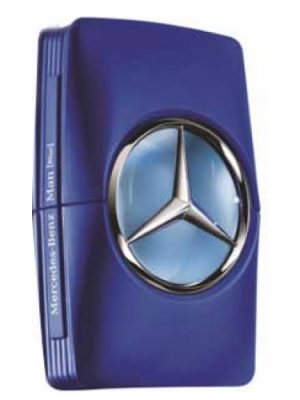Mercedes Benz Man Blue Mercedes-Benz