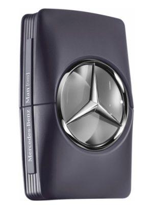 Mercedes Benz Man Grey Mercedes-Benz
