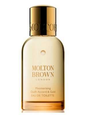 Mesmerising Oudh Accord & Gold Molton Brown