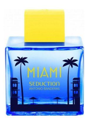Miami Seduction For Men Antonio Banderas