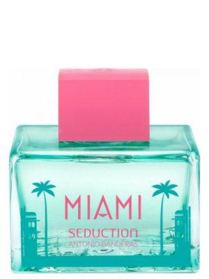 Miami Seduction For Women Antonio Banderas