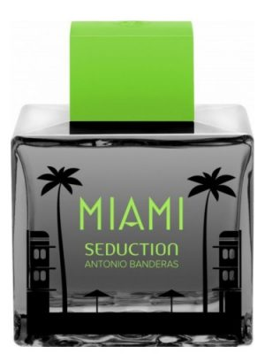 Miami Seduction In Black Antonio Banderas