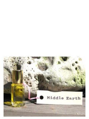 Middle Earth Perfume Oil Scent by the Sea