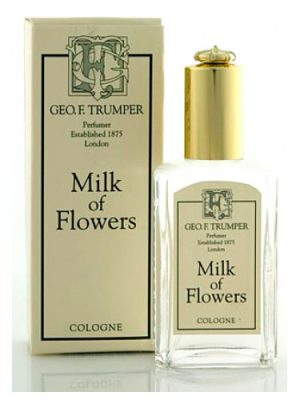 Milk of Flowers Cologne Geo. F. Trumper