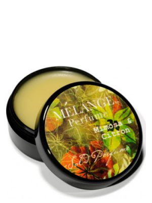 Mimosa Blossom & Citron Melange Perfume