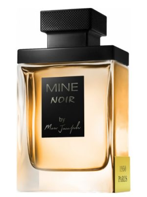 Mine Noir 1950 Paris Marc Joseph