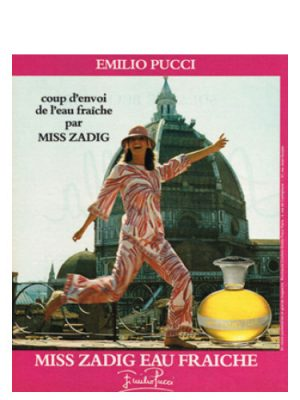 Miss Zadig Eau Fraîche Emilio Pucci