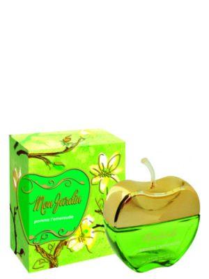 Mon Jardin Pomme L'emeraude Apple Parfums