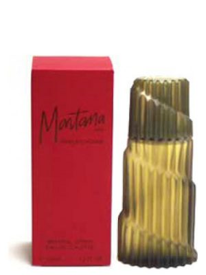 Montana Parfum d'Homme Montana
