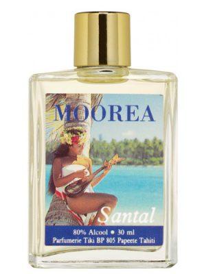 Moorea Santal Parfumerie Tiki Tahiti